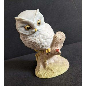 Aynsley England Decorative Collectible Baby Owl